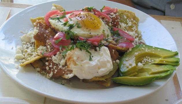 Chilaquiles - NATHANIEL WILLIAMS