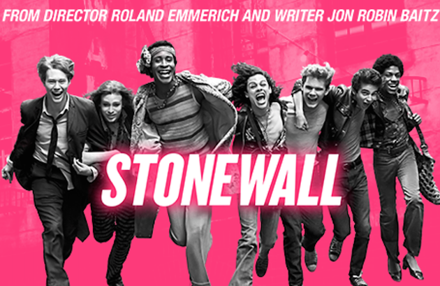 Stonewall poster. - ROADSIDE ATTRACTIONS
