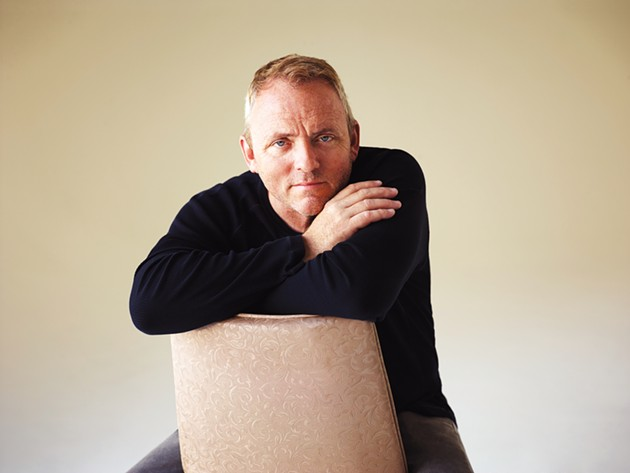 Dennis Lehane will be appearing as part of Liquake on Oct. 12. - PHOTO BY GABY GERSTER
