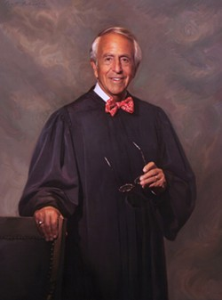 Charles R. Breyer, liberator of the weed. - U.S. DISTRICT COURT