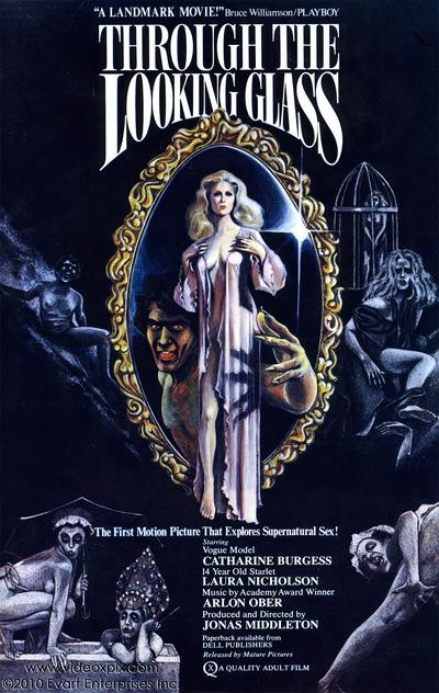 Original Theatrical Poster for Through the Looking Glass - DISTRIBPIX