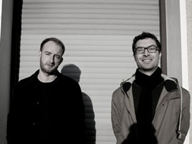 Kowton (left) and Peverelist go back-to-back all night long at F8 for Parameter on Friday, Oct. 23.