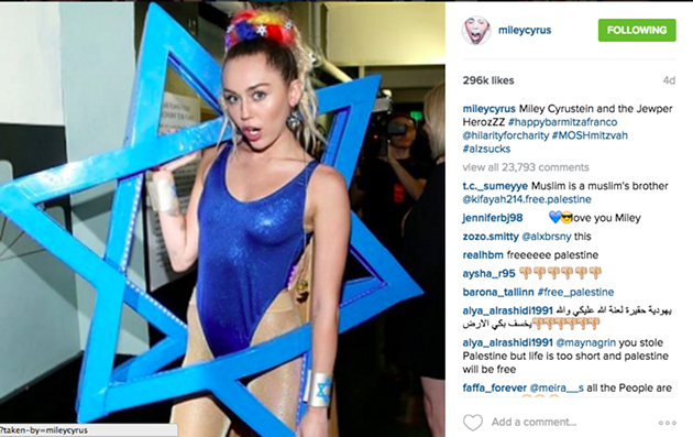 INSTAGRAM / MILEY CYRUS