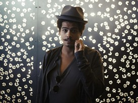 Seth Troxler is on DJ duty at a massive costume party at The Midway on Halloween night, Saturday, Oct. 31. - STEPHANIE S.