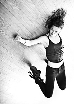Dancer Michelle Dorrance - MATTHEW MURPHY
