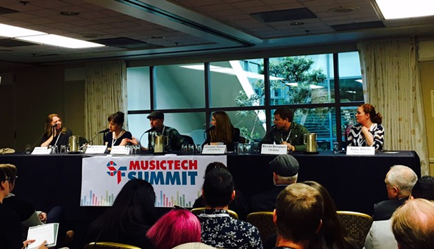 """The Future of Indies"" panel - ADRIAN SPINELLI"