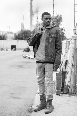 Vince Staples - PHOTO COURTESY OF NOISE POP