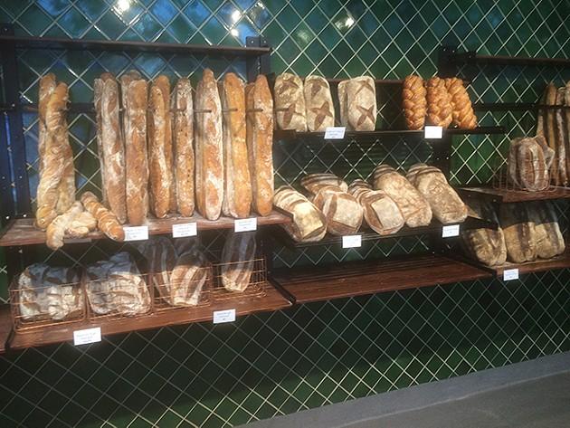 Bread - JEFFREY EDALATPOUR