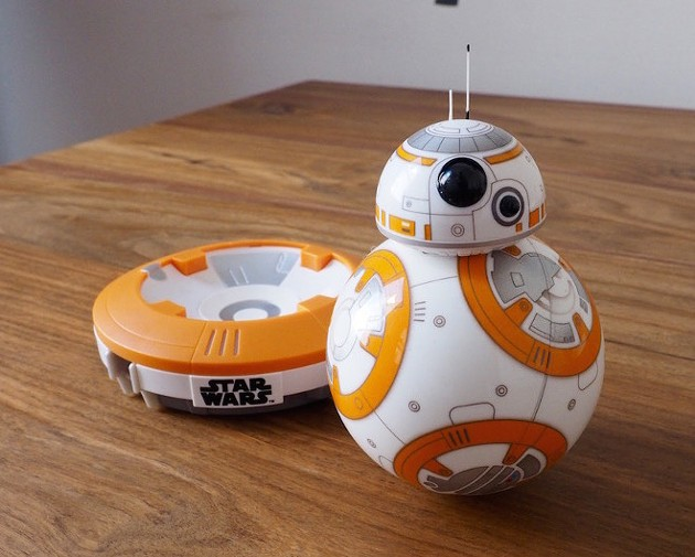 This BB-8 can be yours for a cool $160. - SPOONROCKET