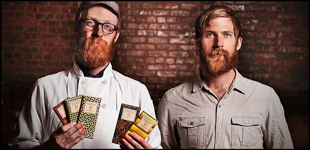 The Mast Brothers - THEHUSTLE.CO