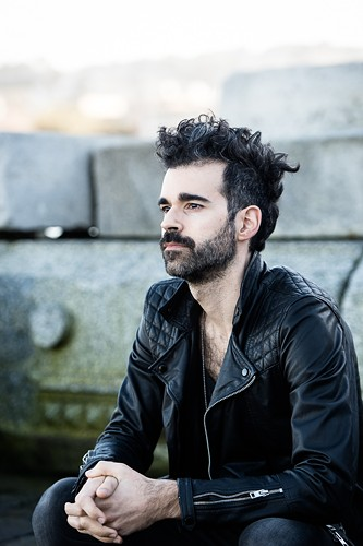 Mike Deni of Geographer - PAIGE PARSONS
