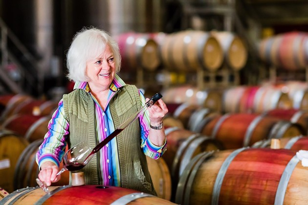 Julianne Laks - CAKEBREAD CELLARS