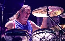 Drummer, Danny Carey - PAUL PIAZZA