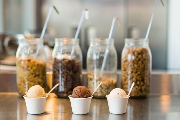 Smitten Ice Cream - TONI GAUTHIER