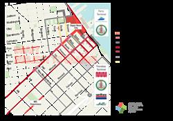 Street closures, no contract needed. - SFMTA