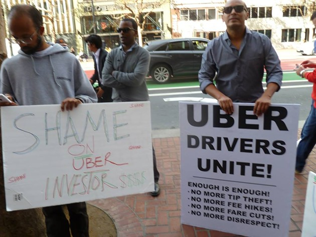 Surge situation. - UBER DRIVERS UNITED