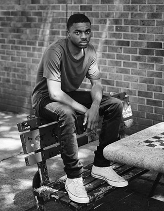 Vince Staples - ERIC WHITE