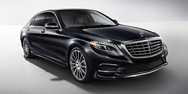 The S-Class. - MERCEDES-BENZ