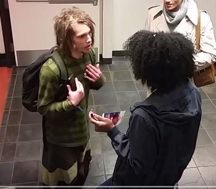 Men seeking white women with dreads