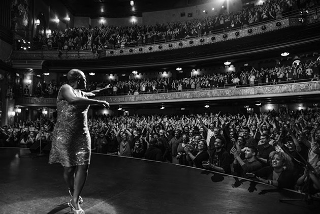 Miss Sharon Jones! - SFIFF