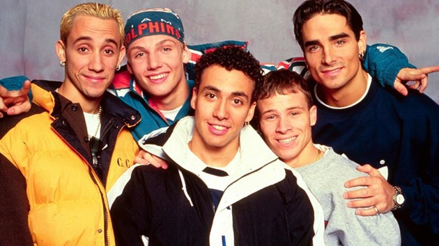 How big of a B.B. fan are you? Can you name all the boys in this pic?