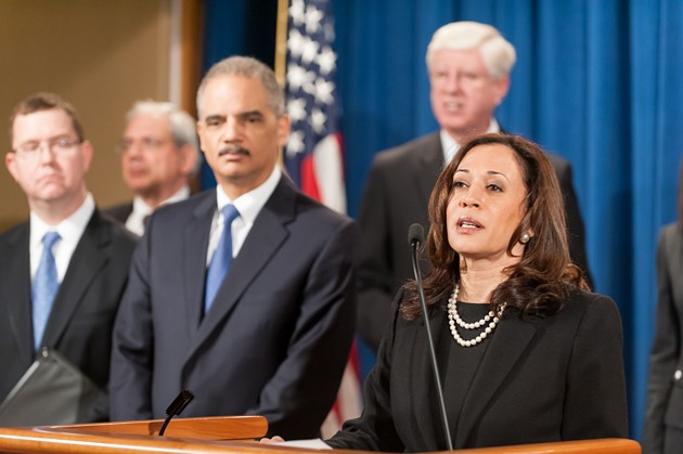 Will Kamala Harris listen? - WIKIPEDIA