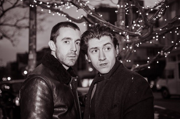 The Last Shadow Puppets - (PAUL BACHMANN/ LIVE4EVER MEDIA)