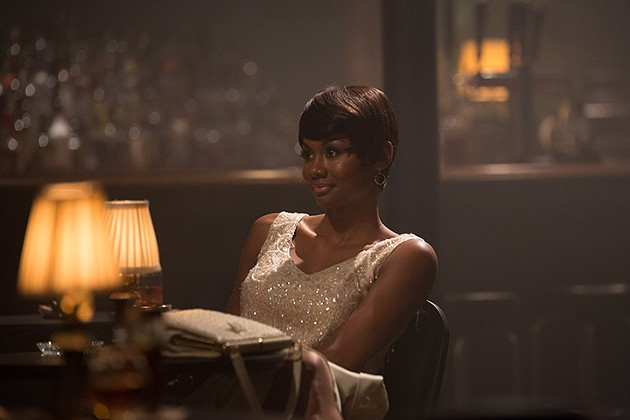 Emayatzy Corinealdi as Frances Taylor - BRIAN DOUGLAS, COURTESY OF SONY PICTURES CLASSICS