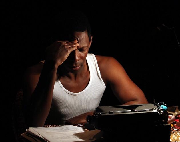 Disciple Ufot (Rotimi Agbabiaka) continues his thesis struggle. - JENNIFER REILEY