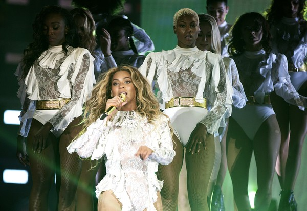 SANTA CLARA - MAY 16: Beyonce performs during the Formation World Tour at Levi's Stadium on Monday, May 16, 2016, in Santa Clara, California. - PHOTO BY DANIELA VESCO/PARKWOOD ENTERTAINMENT
