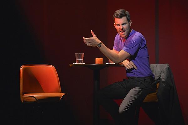 Zak Resnick as Jamie - KEVIN BERNE