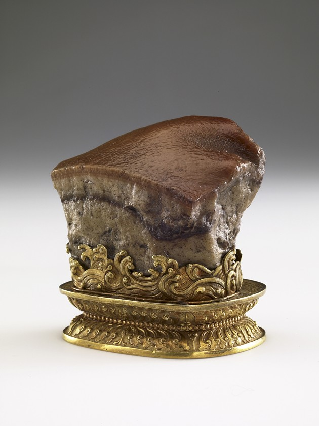 Emperors' Treasures Meat-shaped stone