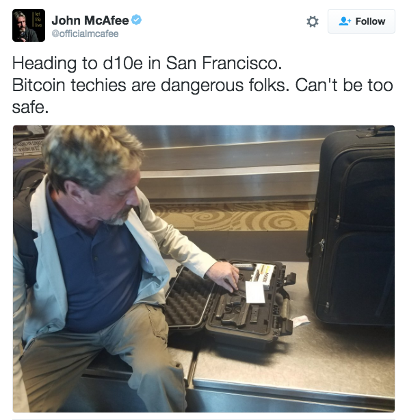 TWITTER.COM/OFFICIALMCAFEE