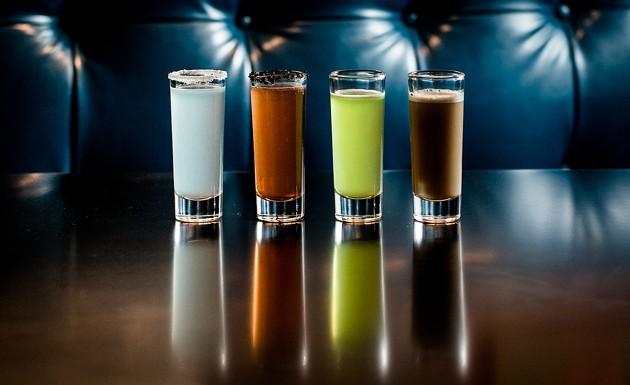 Cocktails at Black Cat - KELLY PULEIO