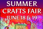 The KPFA Summer Crafts Fair is this weekend!