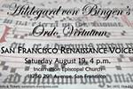 Hildegard von Bingen's Ordo Virtutum