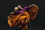 San Francisco Ethnic Dance Festival Auditions