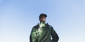 Sonic Soul Food: With His Debut Album, <i>Jentrify</i>, Elujay Speaks For Himself and Oakland