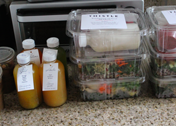 How Food Delivery Service Thistle Changed The Way I Eat