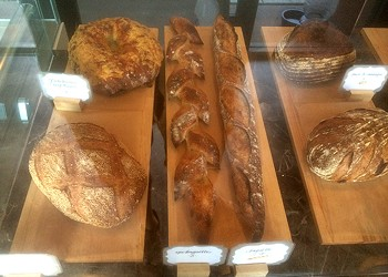 Feast Your Eyes on the Goods at Alameda's Crispian Bakery