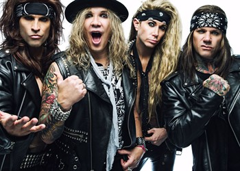 Hard Rockers, Steel Panther, Prove That Image Really is Everything