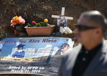 Key Witness in Alex Nieto Case Makes Case... For Himself, on Fark