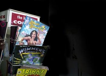 Erasing the Establishment: <i>Wimmen's Comix</i> Gets Its Due