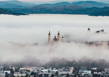 Filmmaker's Time-Lapse Video Shows Stunning SF Fog