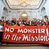 Labor Joins Protest Against 16th and Mission Developer