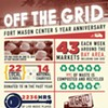 FRIDAY: Off the Grid's 5th Anniversary at Fort Mason
