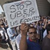 San Francisco Anti-Uber Protesters Have Nothing on the French
