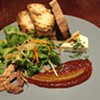 Eat This: Miso and Cream Cheese Salad at FuseBOX