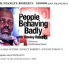 Bicyclists Put $100,000 Bounty on Stanley Roberts' Head