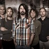 Foo Fighters at Shoreline Amphitheater